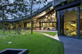 architecture outdoor great house landscaping in kharkov ukraine