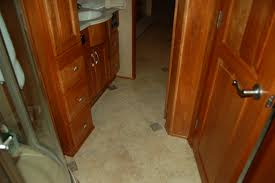 Rv Renovation by Tile Floors Rv Renovations By Classic Coach Works