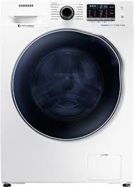 samsung 7 5kg front load washer and dryer combo wd75j5410aw preezie