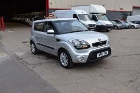 kia hatchback kia soul 1 6 2 5d 138 bhp air con petrol manual hatchback car