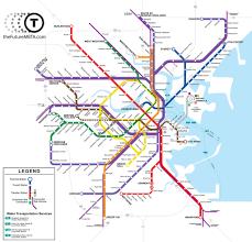 Mbta Map Green Line by Future Mbta Maps Flickr