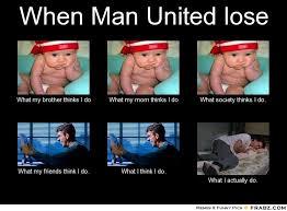 Funny Man Utd Memes - when man utd lose imgur