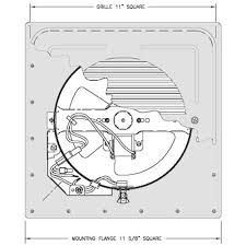 Bathroom Exhaust Fan Sidewall Rv Sidewall Exhaust Fan
