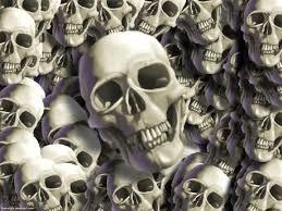 skull halloween background skulls wallpapers 58 dark skull wallpaper dark wallpapers high