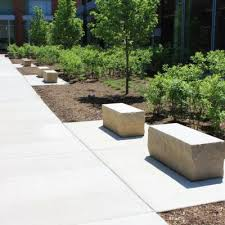 Natural Stone Benches Custom Made Stone Benches Earthworks Natural Stone