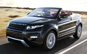 evoque land rover range rover evoque convertible filmed testing
