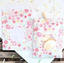 pink favor bags pink floral wedding favor bags flower goodie bags pastel cookie