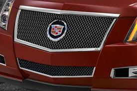 2010 cadillac cts grill cadillac cts black heavy mesh grille 2008 2009 2010 2011