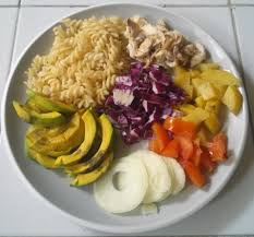 cara membuat salad sayur atau buah resep salad buah mixed sayur chefhisyam