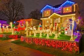 Commercial Christmas Decorations Los Angeles by Best 25 Best Christmas Light Displays Ideas On Pinterest Best