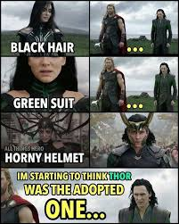 Funny Thor Memes - thats exactly what i thought i m weak lol pinterest