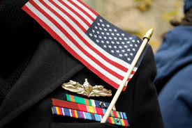 Army Uniform Flag Patch Veterans Honored Throughout The North Shore Flag News