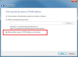 ip address map how do i map a printer engineering it shared services