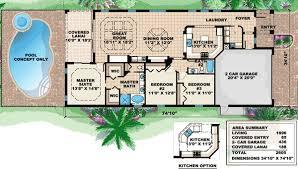 house plans mediterranean mediterranean home plan 76001gw architectural designs