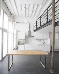Garde Corps Loft Loft Souplex B Olivier Olindo Architecte