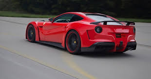 f12 n largo price is this widebody f12 the s most insecure supercar