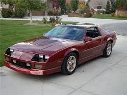 88 camaro iroc z for sale 1988 chevrolet camaro iroc z coupe 82139