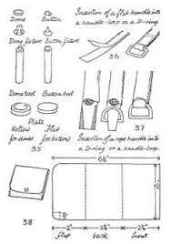 leatherwork patterns and instructions leatherworking