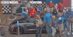 looking glass corvette museum s r8c program delivers collector edition grand sport