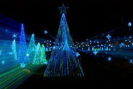 home illumination light show
