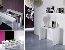 goliath table 2 0 pull out folding table for small spaces