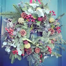 christmas wreath making workshop cambridge live