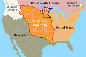 usa map louisiana purchase us map louisiana purchase 3001186 thempfa org