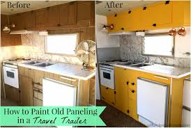 painted paneling paneling on walls on wall colors paint with