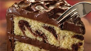 marble cake cook diary