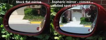 Remove Blind Spot Mirror Blind Spot Aspheric Mirror Installation B5 Passat And A5 Jetta