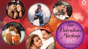 zee valentine mashup 2017 dj notorious lijo george youtube