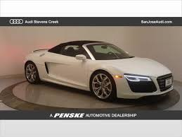 Audi R8 Spyder Pictures Auto Express Used 2014 Audi R8 Convertible Pricing For Sale Edmunds