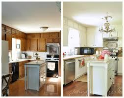 Kitchen Oak Cabinets 4 Ideas How To Update Oak Wood Cabinets Butcher Blocks