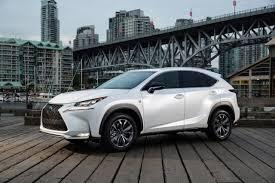 2018 lexus nx 300 the new suv will slot in between 200t and 300h