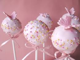 pink butterfly cake pops cupcakes pinterest butterfly cakes