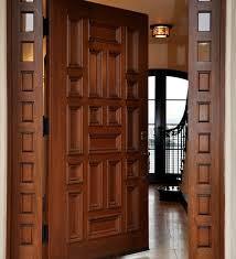 teak wood door frames design interior home decor