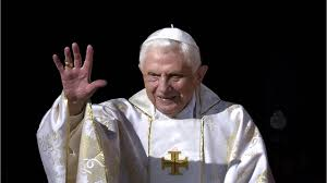 sermons on thanksgiving to god pope benedict at age 90 u0027full of gratitude u0027 to god youtube