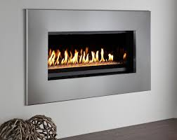 modern gas fireplaces linear in san francisco bay area ca
