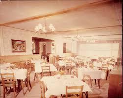 The Dining Room Echo Mountain Inn History