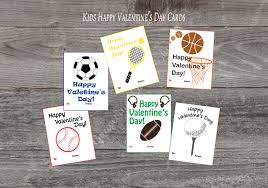 s day cards for school sports cards for kids instant printable