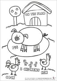 chicken outline coloring super coloring pages chicken
