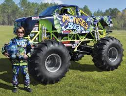 original grave digger monster truck for 125 000 you can buy your kid a miniature monster truck