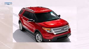 Ford Explorer Trunk Space - cargo space comparison ford explorer vs honda pilot cerritos