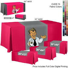 trade show table runner 127 best trade show advertising ideas images on pinterest