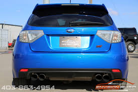 subaru hatchback custom 2010 subaru impreza wrx sti u2013 custom built engine u2013 only 90kms