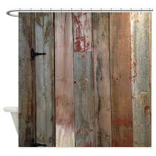 Shower Curtains Rustic Rustic Western Barn Wood Shower Curtain By Listing Store 62325139