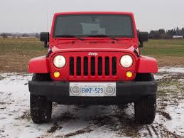 jeep wrangler red review 2015 jeep wrangler unlimited sahara canadian auto review