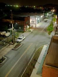 lighting stores in asheville nc asheville begins first large scale led street light deployment in