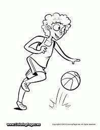 big boss basketball coloring pictures basketball players free free