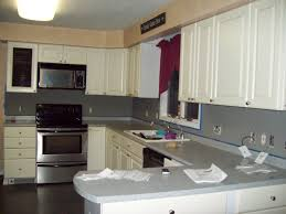 Gray Backsplash Kitchen Glass Kitchen Backsplash Painted Glass Backsplash Kitchen Diy